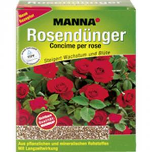 MANNA Concime granulare rose kg. 5 - Piante orto giardino concimi granulari
