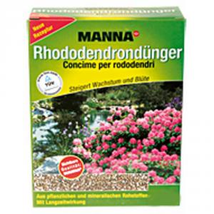 MANNA Concime granulare rododendri kg. 5 Piante orto giardino concimi granulari