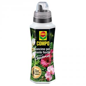 COMPO Concime liquido per piante fiorite con guano 1lt