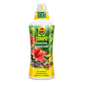 COMPO Concime liquido universale 1lt - Piante orto giardino concimi liquidi