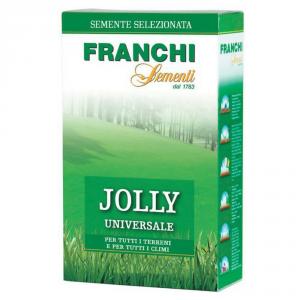 FRANCHI SEMENTI Semente Per Tappeti Erbosi Jolly -Universale- Grammi 250