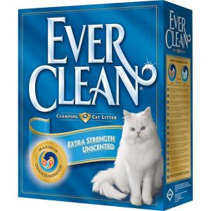 EVER CLEAN Lettiera igienica extra forza kg. 6 - Sabbie per gatti