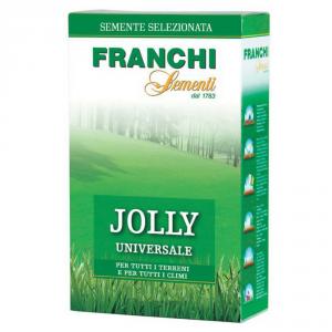 FRANCHI SEMENTI Semente per tappeti erbosi jolly -universale- gr. 100