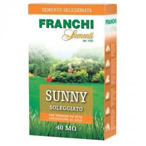 FRANCHI SEMENTI Semente per tappeti erbosi sunny -soleggiato- kg. 1