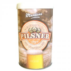 MUNTON'S Malto amaricato muntons premium pilsner kg. 1,5 - Enologia malti