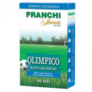 FRANCHI SEMENTI Semente per tappeti erbosi olimpico -alto calpestio- kg. 1