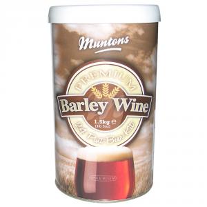 MUNTON'S Malto amaricato muntons premium barley wine kg. 1,5 - Enologia malti