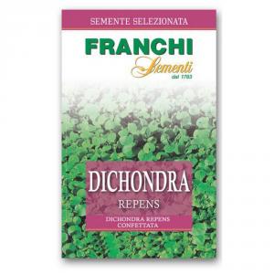 FRANCHI SEMENTI Semente per tappeti erbosi dicondra repens barattolo gr. 250