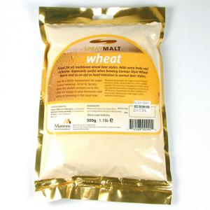 MUNTONS Estratto di malto muntons wheat gr. 500 - Enologia malti