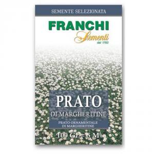 FRANCHI SEMENTI Semente per tappeti erbosi prato di margheritine gr. 100