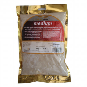 MUNTON'S Estratto di malto muntons medium gr. 500 - Enologia malti