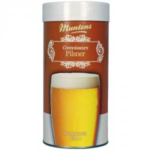 MUNTONS Malto amaricato muntons conn. range pilsner kg. 1,8 - Enologia malti