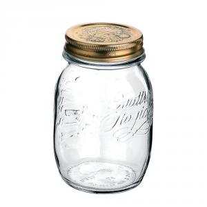 Vaso quattro stagioni 500ml - Bottiglie e vasi per conserve