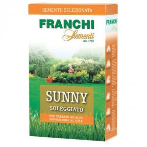 FRANCHI SEMENTI Semente per tappeti erbosi sunny -soleggiato- gr. 500