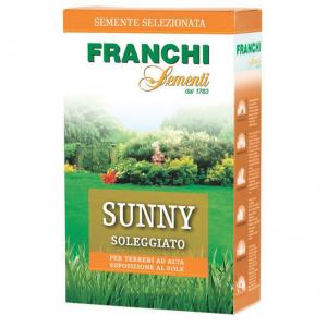 FRANCHI SEMENTI Semente per tappeti erbosi sunny -soleggiato- kg.5