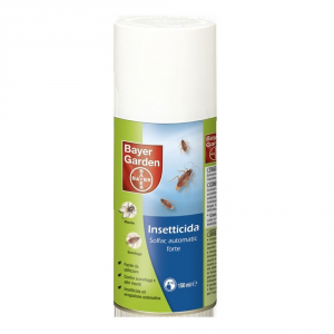 BAYER Insetticida Solfac Automatic Forte Spray Ml. 150 Orto E Giardino