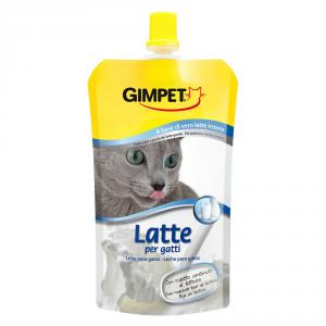 GIMPET Latte per gatti ml. 200 - Alimenti speciali gatto