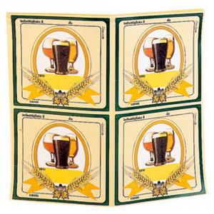 FERRARI Etichette adesive per birra 100 pz - Accessori birra