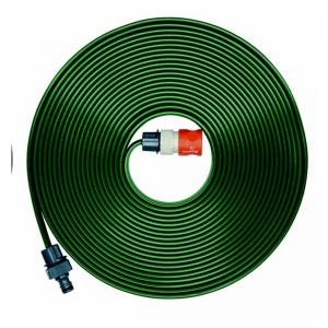 GARDENA Tubo irrigatore verde mt. 7,5 - Tubi irrigazione standard