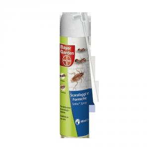 BAYER Insetticida Solfac Scarafaggi E Formiche Spray Ml. 400 Orto E Giardino