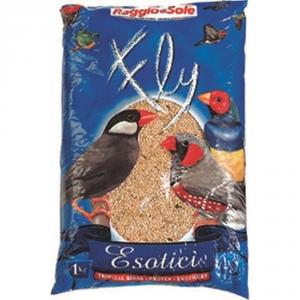 RAGGIO DI SOLE Esotici kg. 1 - Alimenti uccelli