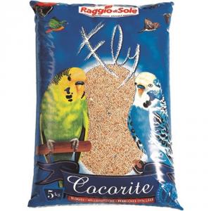 RAGGIO DI SOLE Cocorite kg. 5 - Alimenti uccelli