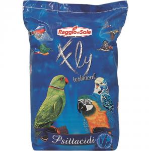 RAGGIO DI SOLE Pappagalli kg. 15 - Alimenti uccelli
