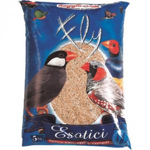 RAGGIO DI SOLE Esotici kg. 5 - Alimenti uccelli