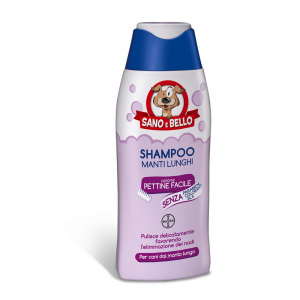 'BAYER PET CARE Shampoo cosmetico per cane ''manti lunghi'' bayer ml. 250'