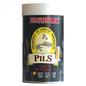 BREWFERM Malto amaricato pils kg. 1,5 - Enologia malti