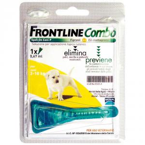 FRONTLINE Combo per cuccioli di cane 2-10kg - Antiparassitari cane