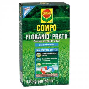 COMPO Concime floranid per prato con ferro kg. 3