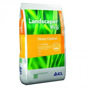 ICL Concime Per Tappeti Erbosi Landscaper Pro Stress Control Kg. 15