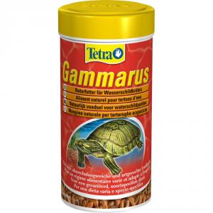 DELIGHTS Mangime per tartarughe gammarus ml. 250 - Alimenti tartarughe