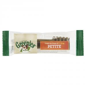 GREENIES Snack Per Cani Di Piccola Taglia Petite Grammi 17 Pulizia Dei Denti