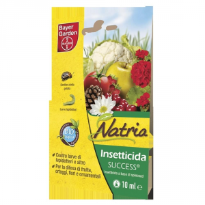 SOLABIOL Insetticida Success Bayer Ml. 10 Biologico Orto E Giardino