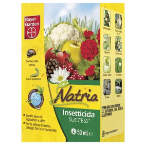 BAYER Insetticida Success Ml. 50 Biologico Orto E Giardino
