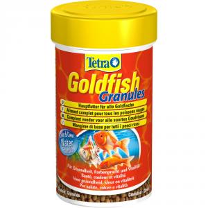 TETRA Mangime per pesci rossi goldfish granules ml. 100 - Alimenti pesci