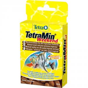 TETRA Mangime per pesci min weekend gr. 18 - Alimenti pesci