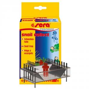 SERA Trappola per lumache snail collect - Accessori per acquari