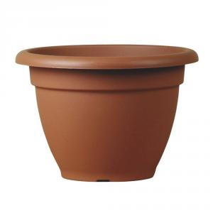 TERAPLAST Campana Terracotta Cm. 20 Vasi Da Esterno Plastica