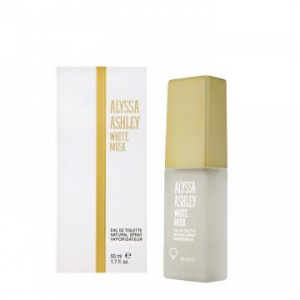 ALYSSA ASHLEY White Musk Acqua Profumata 50 Ml Fragranze E Aromi