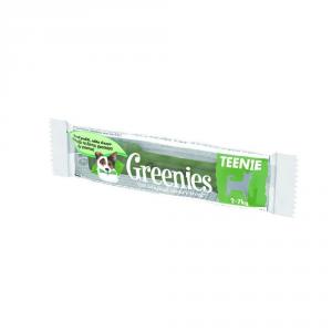 GREENIES Snack Per Cani Di Piccola Taglia Teenie Grammi 8 Pulizia Dei Denti