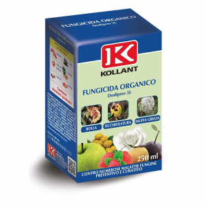 ADAMA Fungicida Organico Dodiprev 35 Kollant Ml. 250 Orto E Giardino