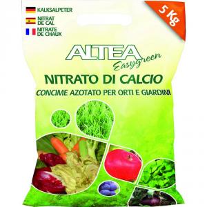 Set  4 ALTEA Concime granulare nitrato di calcio 5kg