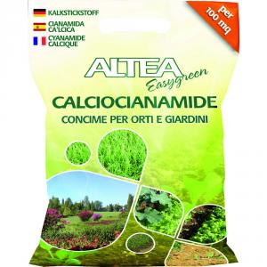 ALTEA Calciocianamide microgranulare 5kg Piante orto giardino concimi granulari
