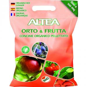 ALTEA Concime pellettato orto & frutta 2kg