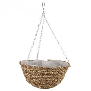 VERDEMAX Basket in corda diametro cm. 35 - Vasi sospesi