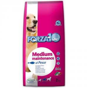 FORZA 10 Medium maintenance pesce secco cane kg. 2 - Mangimi secchi per cani