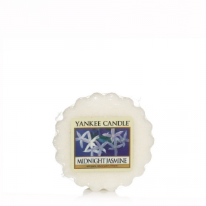 YANKEE CANDLE Tartina profumata midnight jasmine - Candele profumate
